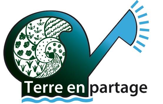 logo terre en partage couleur